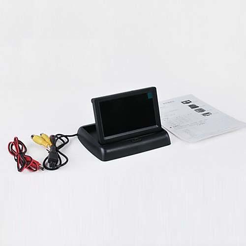 4,3-дюймовый цветной ЖК-монитор заднего автомобиля со светодиодной Blacklight Lightinthebox 1288.000