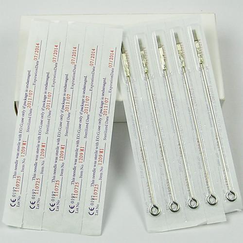 Ассорти 100шт Профессиональные стерилизованное татуировки иглы RL RS M1 Lightinthebox 1288.000