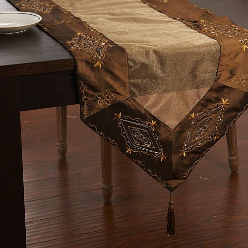 традиционные бегунов картины полиэстера стол Lightinthebox 278.000