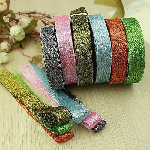 Многоцветный органза лента Ленты Воздушные шары Подарочный пакет украшения - (другие цвета) Lightinthebox 75.000