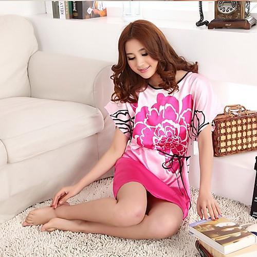 Женская шелковая пижама Lightinthebox 586.000