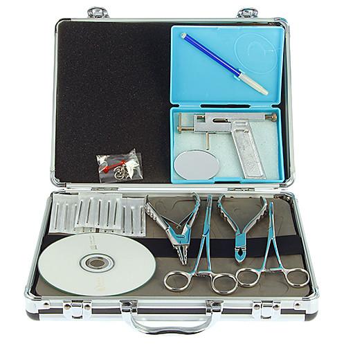 Высокое качество Профессиональный комплект пирсинг для пупка язык уха Lightinthebox 4081.000