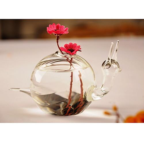 Улитка образная стеклянная ваза Lightinthebox 261.000