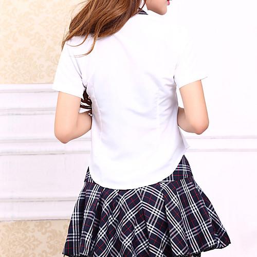 Симпатичная девушка черный тартан рисунок юбка школьная форма Lightinthebox 1288.000