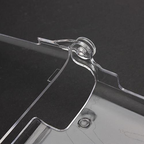 Прозрачная крышка кристаллический случай с верх  низ ЖК-экран протектор для Nintendo 3DS XL Lightinthebox 126.000