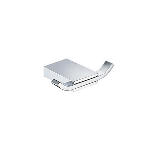 Современный дизайн хромированная отделка латунь крюк робы (двойные крючки) Lightinthebox 644.000