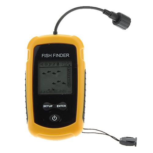 Датчик глубины для нахождения рыбы, 100м, SetHHF-20099 Lightinthebox