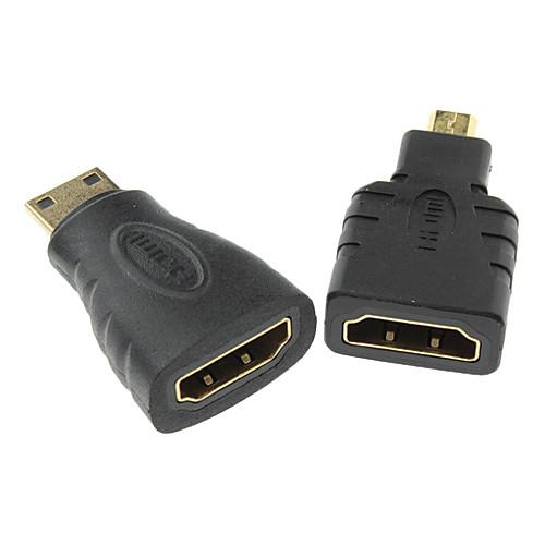 Высокоскоростной кабель HDMI с, Mini HDMI, Micro HDMI в 1.5 метра Lightinthebox 171.000