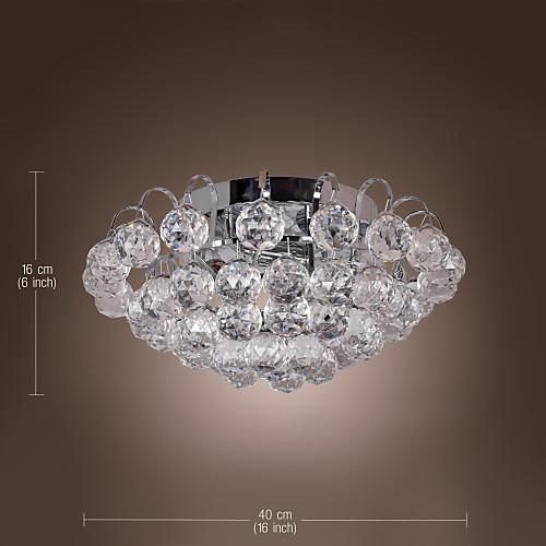 Crystal Semi, 3 лампочки Lightinthebox 8593.000