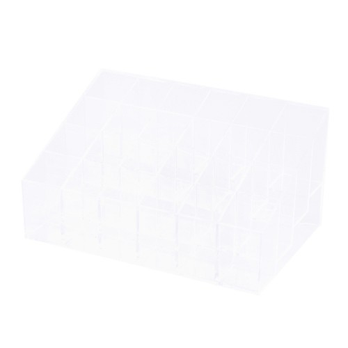 24 Рамки Помада и ручки Прозрачная пластиковая рамка Lightinthebox 235.000