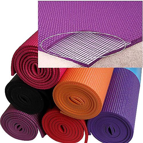 Экстра плотный, нескользящий, экологичный коврик для йоги и пилатеcа, 8 мм Lightinthebox 1288.000