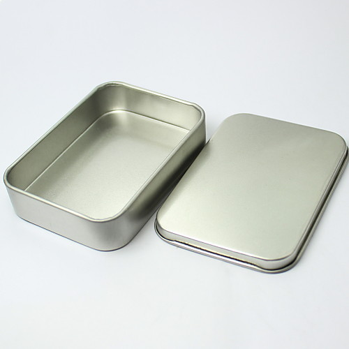 сталь металла жести упаковка банки-набор из 6 Lightinthebox 187.000