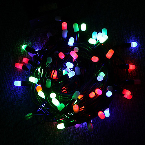 30 светодиодов на батарейках струнного White Fairy огни для Christmas Party (цис-57118) Lightinthebox 515.000