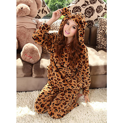 Coral женские руно Leopard Lounge износа Lightinthebox 641.000
