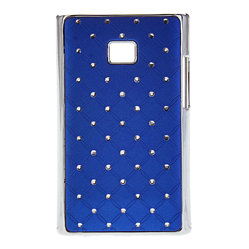 Алмазный Посмотрите жесткий защитный чехол для LG E400 (Optimus L3) (дополнительных цветов) Lightinthebox 175.000