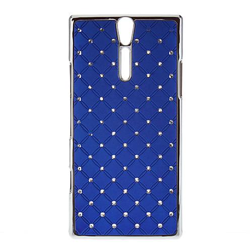 Алмазный Посмотрите жесткий защитный чехол для Sony LT26i (Xperia S) (дополнительных цветов) Lightinthebox 175.000