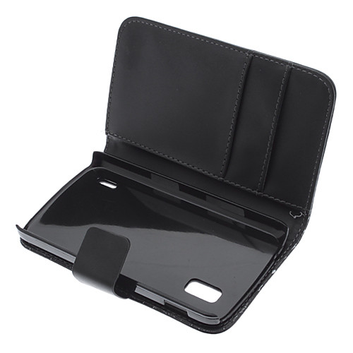 Защитный флип-Open PU кожаный чехол для LG E960 Nexus 4 Lightinthebox 253.000