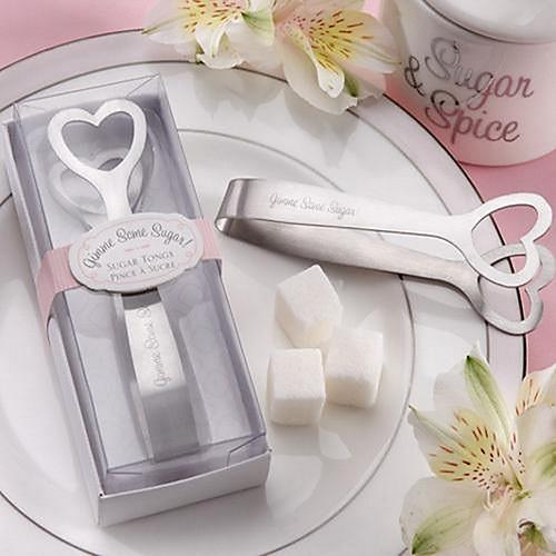 Игры Some Sugar! Нержавеющей стали Сердце-Тематические Щипцы сахара Lightinthebox 128.000