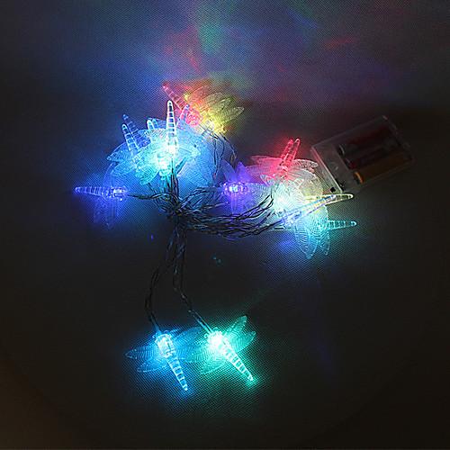 20 светодиодов на батарейках Цвет Изменение строк Фея огни для Christmas Party (цис-57117) Lightinthebox 558.000