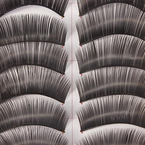 Качество ручной работы Черного Буша химического волокна Ресницы Lightinthebox 128.000
