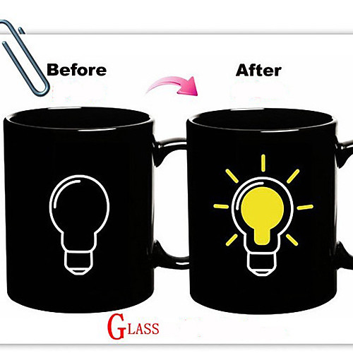 Сияющий лампы изменения цвета кружка Lightinthebox 429.000