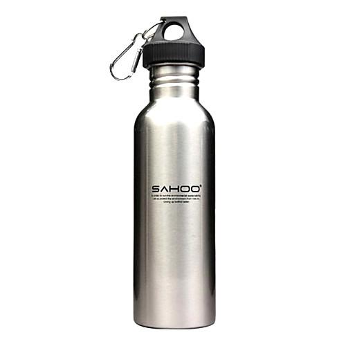 Спортивная велосипедная бутылка (750 мл) из нержавеющей стали (серебристый цвет) Lightinthebox 429.000