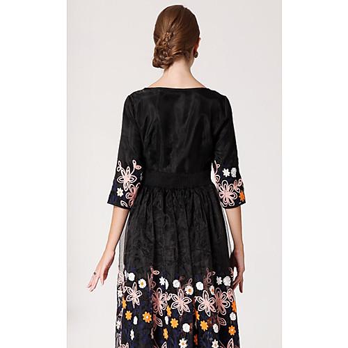 Длинное платье из органзы Lightinthebox 1256.000