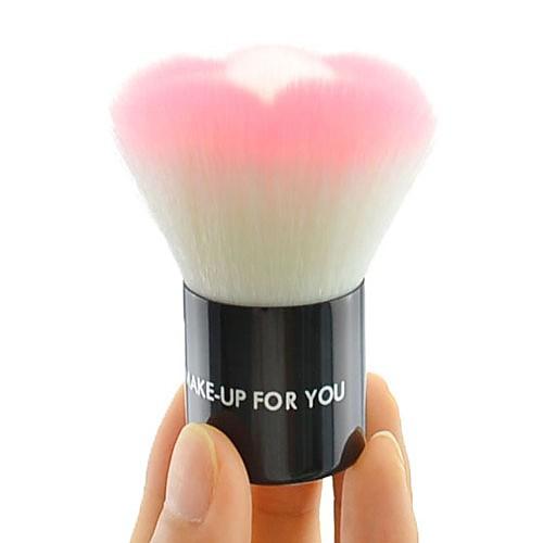 Косметическая кисть универсальная в форме цветка с розовыми лепестками Lightinthebox 128.000