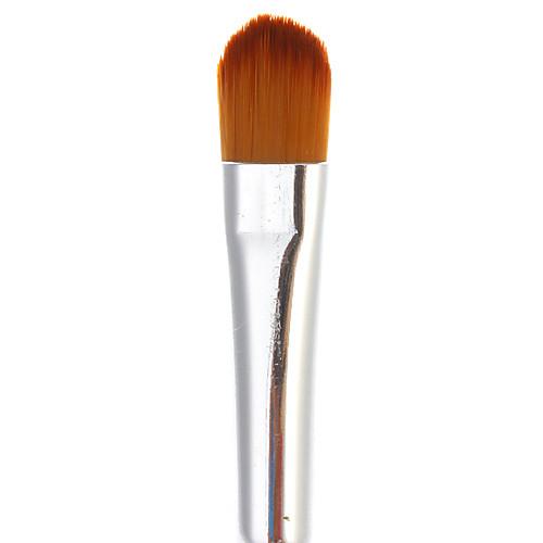 Кисть для нанесения теней с ручкой цвета