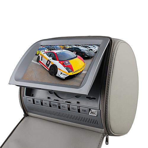 9 дюймовый DVD-плеер и монитор с игровой системой бесплатно наушники (1 пара) Lightinthebox 6230.000