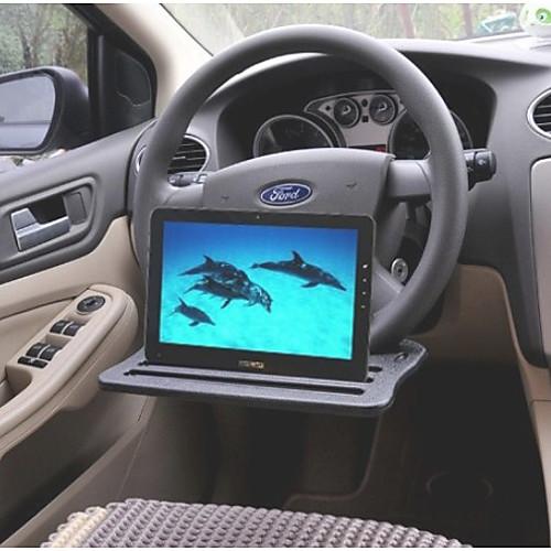 Подставка автомобильная многофункциональная, крепится на руль (используется для ноутбуков и iPad или как обеденный стол) Lightinthebox 343.000
