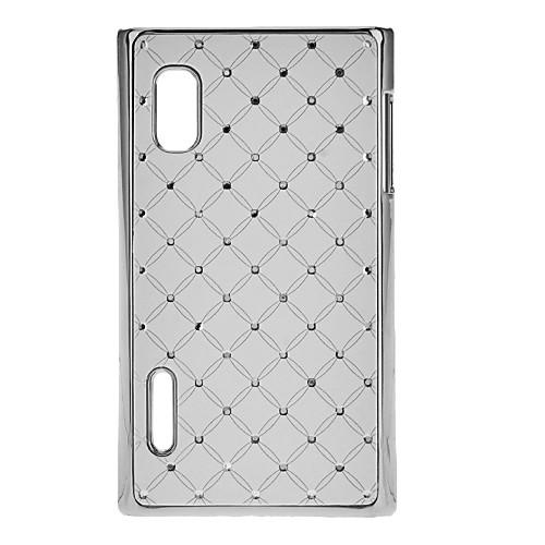 Алмазный Посмотрите жесткий защитный чехол для LG E612 (Optimus L5) (дополнительных цветов) Lightinthebox 175.000