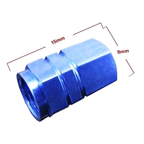 роскошь шины клапанов крышки / стебли золотого для автомобиля (4 штуки в упаковке) Lightinthebox 42.000