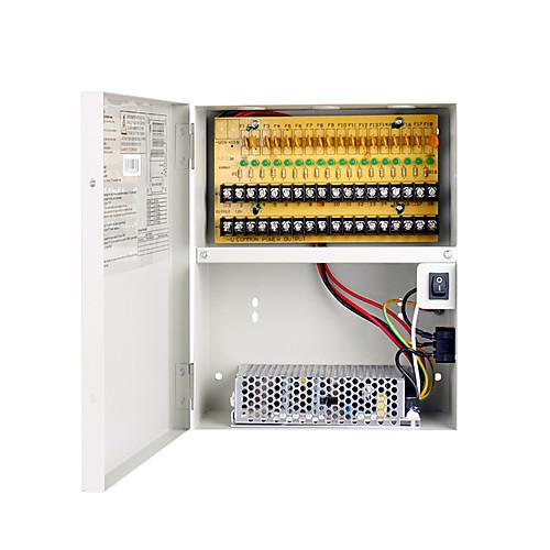 18 канала CCTV камеры питания - 12 В постоянного тока - 10Amps Lightinthebox 1718.000