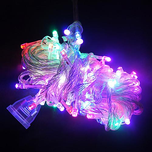 Светодиоидная гирлянда длиной 10м. (6W) Lightinthebox