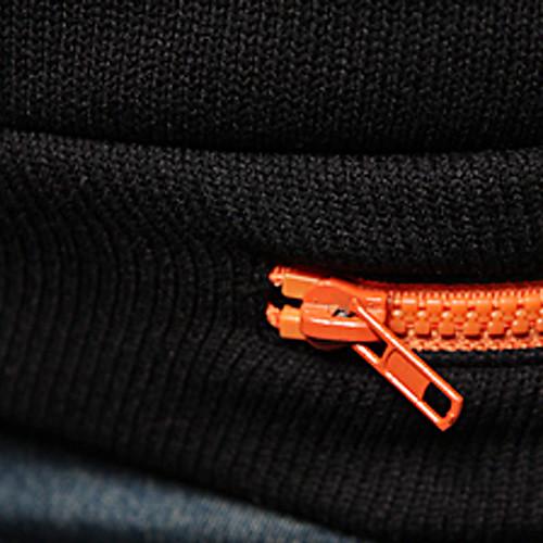 REVERIE UOMO Мужские черные корейской Slim Fit Толстовка Толстовка Повседневная мода Lightinthebox 773.000