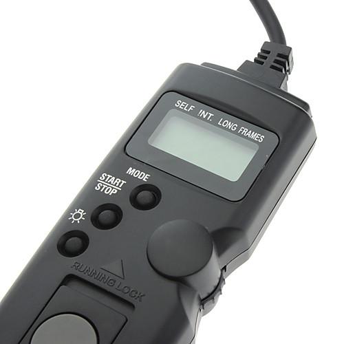 Jeryerce MC-C3 цифры Таймер Пульт дистанционного управление затвором для Canon 7D 5D Lightinthebox 1589.000