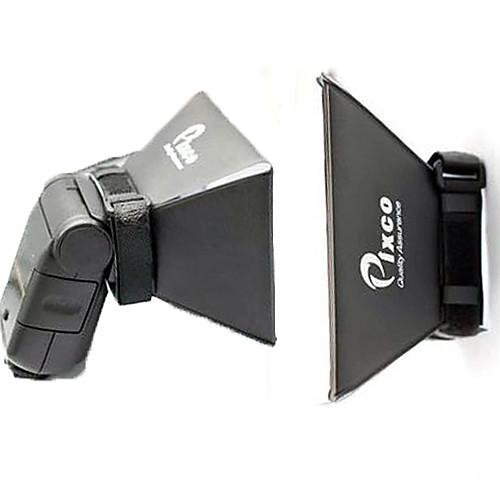универсальный флэш Pixco рассеиватель для канона 580EX 430EX II Nikon SB-900 SB-800 SB-600 Lightinthebox 126.000