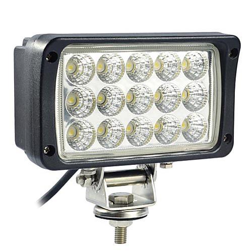 15 светодиодов 45W прямоугольник свет работы Lightinthebox 1589.000