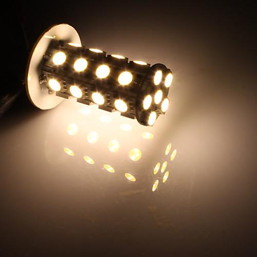 GY6.35 GU4 G4 GY5.3 30x5050SMD 5W 240-280LM 3000K теплый белый свет светодиодных кукурузы лампа (12) Lightinthebox 300.000