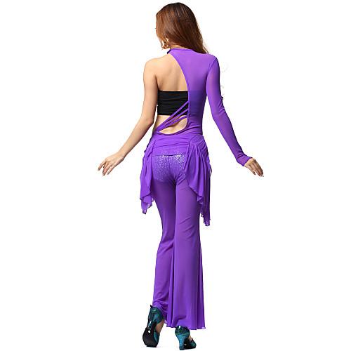 Танцевальная одежда Хлопок танцев Топ без бретелек для дам Lightinthebox 205.000