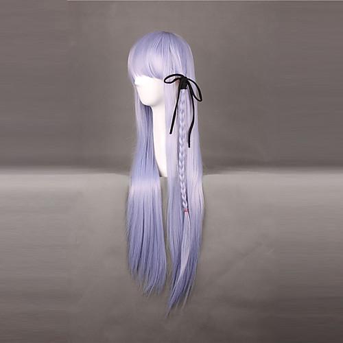 Dangan Ronpa Кеко Kirigiri светло-фиолетовый парик Cosplay Lightinthebox 1288.000