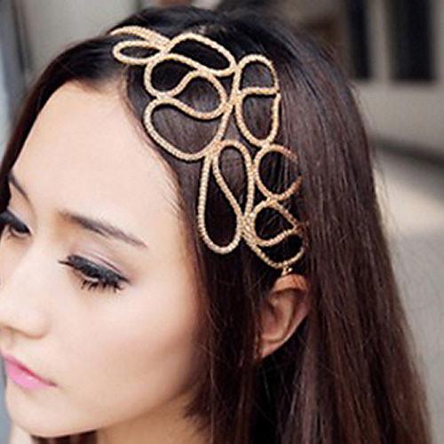 Полые плетением волос С Золотой группы волос Lightinthebox 171.000