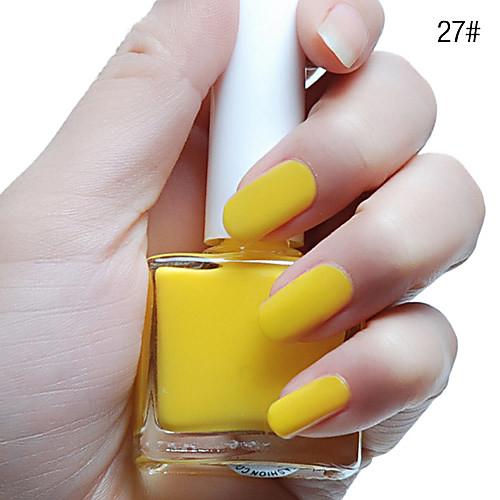 Матовый лак для ногтей (12мл, разные цвета, No. 25-30) Lightinthebox 128.000