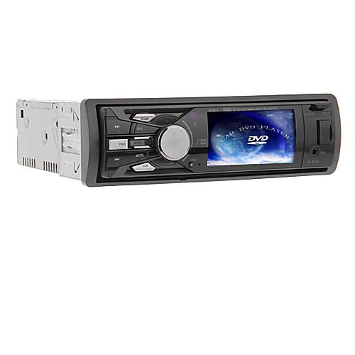 3 дюймов 1DIN TFT экран В-Dash DVD-плеер Поддержка USB / SD, FM - 310 Lightinthebox 4296.000