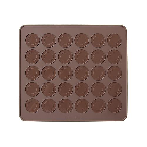 Силиконовые Cookies Macaron выпечки кондитерских изделий Листы Мат Домашнее Lightinthebox 321.000