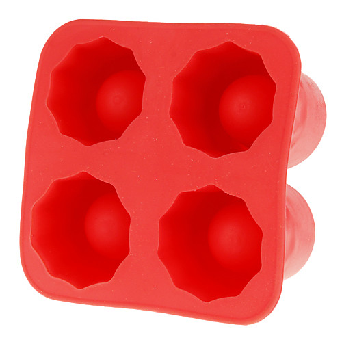 4 чашки набора Shooter Ice стекла производитель пресс-форм Lightinthebox