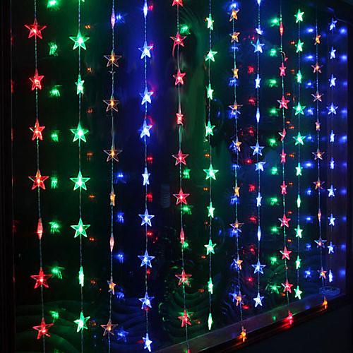Led строки лампы - Рождество и Хэллоуин украшения - фестиваль света - свадьба свет (Леха-84080)