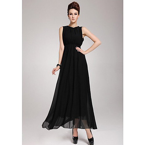 ShaMaQiNuo Женская мода большие качели шифоновое платье Lightinthebox 1256.000