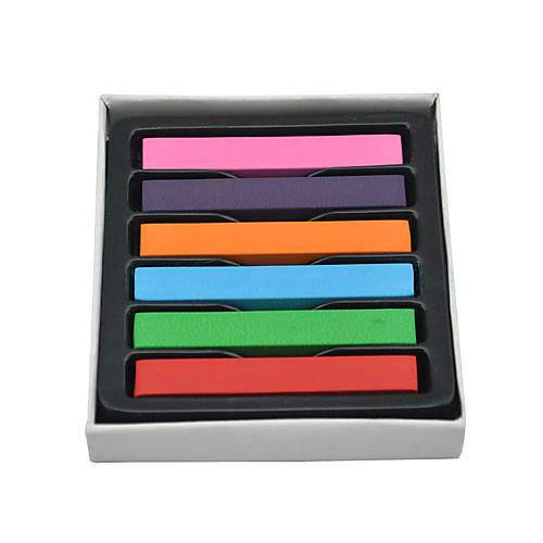 6 цветов Цвет волос Пастель Lightinthebox 1030.000